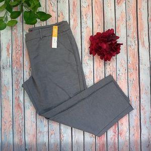 MERONA Classic Fit Women's Pants Size 16
